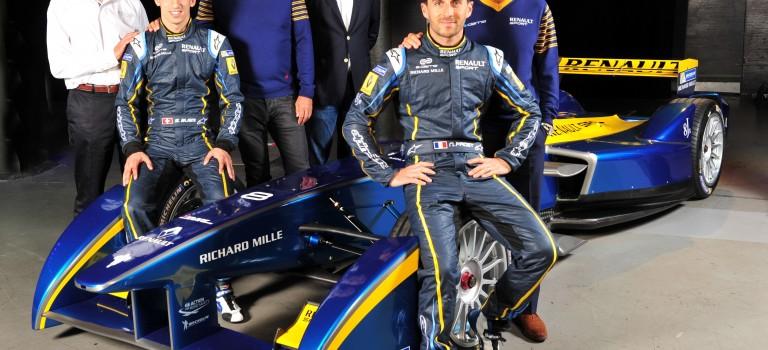 FE | Η Renault χορηγός τίτλους της e-dams στο νεοσύστατο πρωτάθλημα Formula E