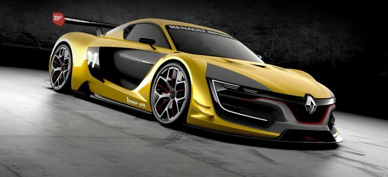 Επίσημο: Νέο Renault Sport RS 01