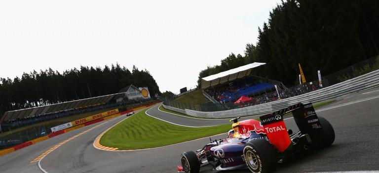 GP Βελγίου 2014 | Δεύτερη συνεχόμενη για Ricciardo