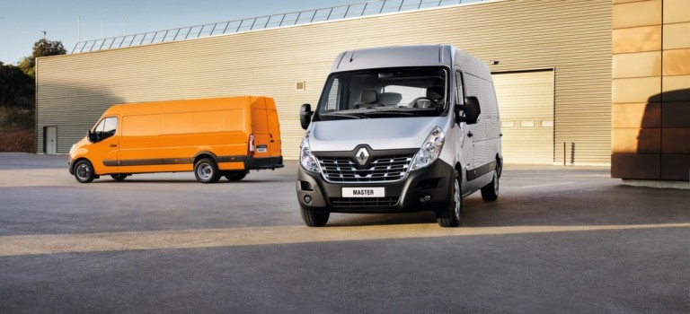 Νέο Renault Master test drive