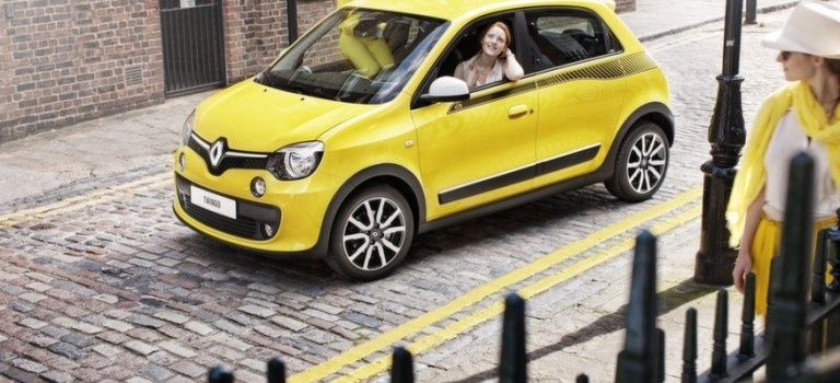 Renault Twingo: Η επανεφεύρεση του αυτοκινήτου πόλης
