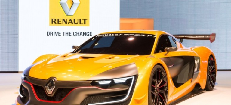 Η Renault στο Σαλόνι Αυτοκινήτου της Μόσχας