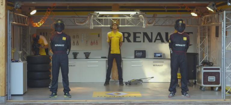 Η Formula 1, αναπόσπαστο κομμάτι της Renault