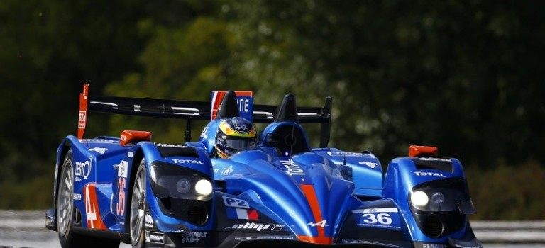 European Le Mans Series 2014 – Live