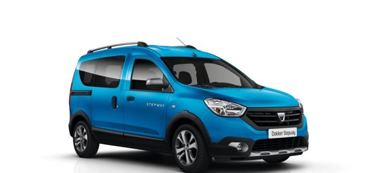Νέα Dacia Lodgy & Dokker Stepway