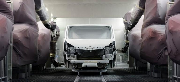 Η Renault εγκαινιάζει τη γραμμή παραγωγής για το νέο Trafic και ανακοινώνει ότι το εργοστάσιο θα παράγει ένα νέο LCV για τη Fiat
