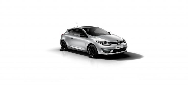 Η Renault παρουσιάζει μια νέα περιορισμένη έκδοση του Mégane Coupé ονόματι Ultimate