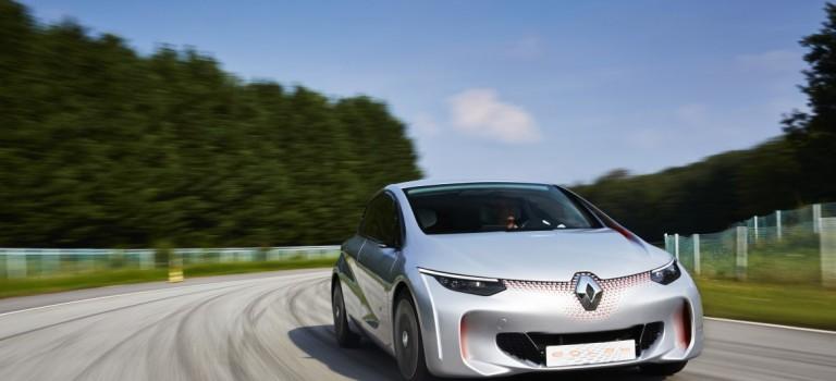 Renault EOLAB – Η καινοτομία σε όλο της το μεγαλείο