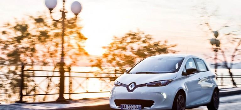 Η προστασία των πεζών κύριο μέλημα του Renault Zoe