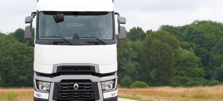 Renault Trucks T: Διεθνές Φορτηγό της Χρονιάς 2015