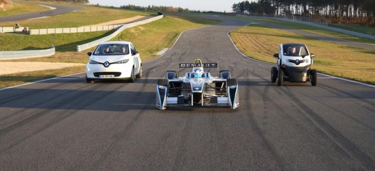 Formula E – Η Renault προηγείται, καθώς ο μηχανοκίνητος αθλητισμός μπαινει σε νέα εποχή