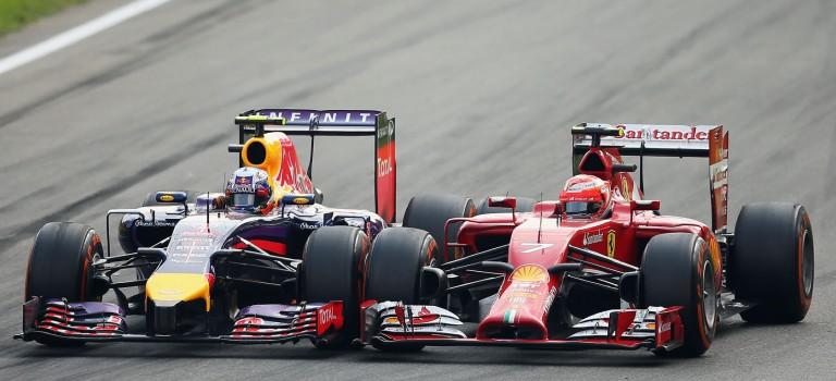 Grand Prix Ιταλίας | Renault Sport F1 Race report