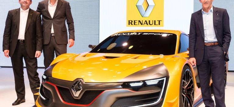 Η Συνέντευξη Τύπου της Renault στο Σαλόνι αυτοκινήτου της Μόσχας 2014