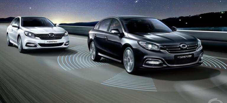 Ευρωπαϊκό πρεστίζ από την νέα Renault Samsung SM7 Nova