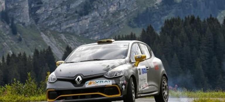 Ντεμπούτο με νίκη για το νέο Clio R3T