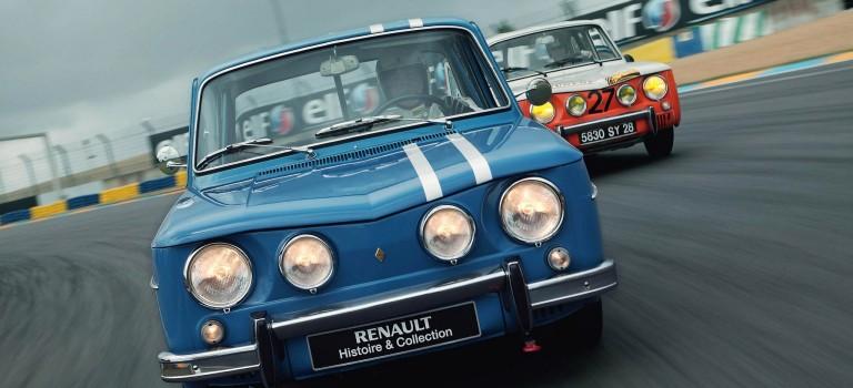 Το Φεστιβάλ Loheac γιορτάζει την 50ή επέτειο του Renault 8 Gordini