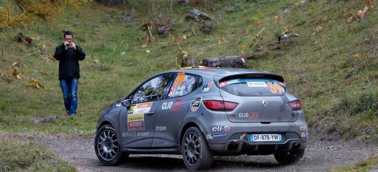 Το Renault Clio Sport R3T κατακτά την πρώτη του νίκη στην Ευρώπη [Video]