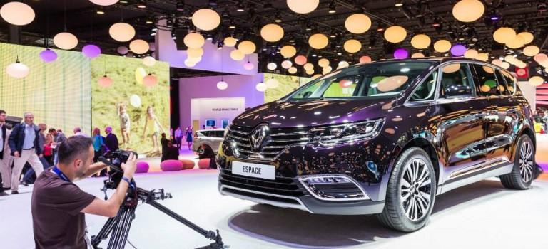 Η Renault στην Διεθνή Έκθεση Αυτοκίνητου του Παρισιού