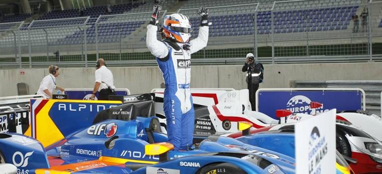 Ενάντια σε όλες τις πιθανότητες, η Alpine εξασφαλίζει τον ευρωπαϊκό τίτλο για άλλη μια φορά!