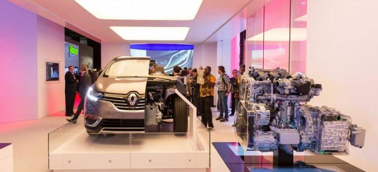 Το νέο Renault Espace θα χρησιμοποιήσει της Ευφυής Αναρτήσεις της Tenneco