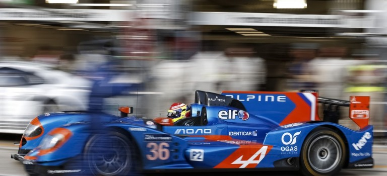 ELMS 2014: Alpine European Champion!