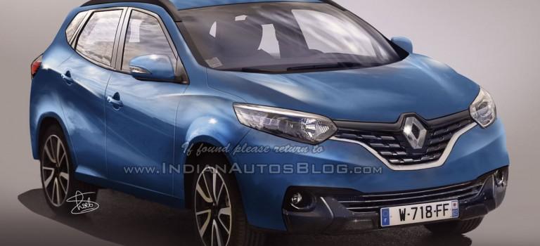 Νέο Renault SUV – Rendering πολύ κοντά στην  πραγματικότητα