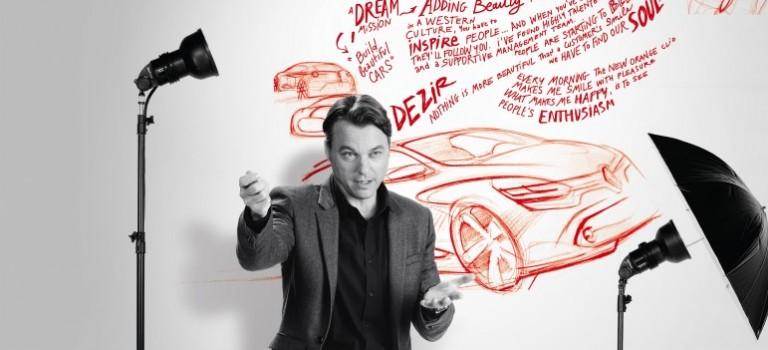 "Laurens van den Acker: ""Το νέο μεσαίου μεγέθους sedan ειναι σημαντικό για τη μάρκα"""