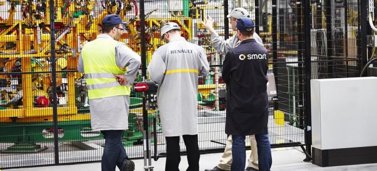 Η συνεργασία της Daimler και της Renault-Nissan Alliance συνεχίζει να αναπτύσσεται