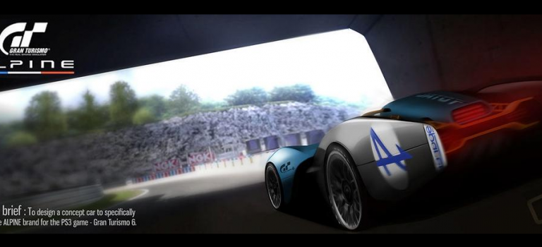 GT6: Alpine Vision GT – Photos