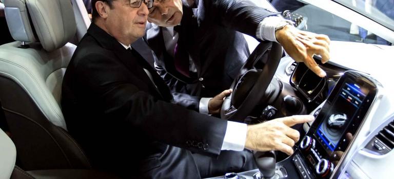 O επικεφαλής της Renault βλέπει την Ευρωπαϊκή αγορά αυτοκινήτων να επιβραδύνει το 2015