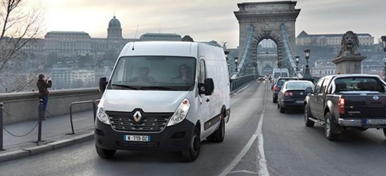 Τα πρωτοποριακά Dieselατα επαγγελματικά οχήματα της Renault