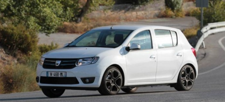 Renault/Dacia Sandero RS – Spy Photos