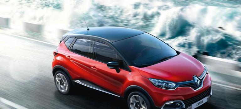 Renault Captur Signature – Η νέα top έκδοση εξοπλισμού για την αγορα του Ηνωμένου Βασιλείου