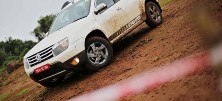 Το νέο Renault Duster AWD για την αγορά της Ινδίας