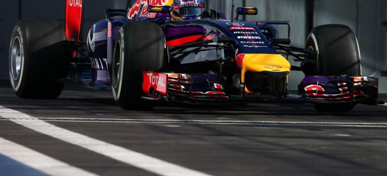 Grand Prix Ρωσίας 2014 – Αγώνας