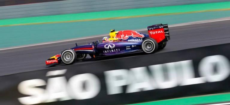 GP Βραζιλίας 2014 – Αγώνας