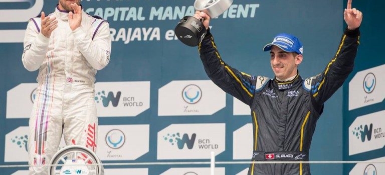 Formula E 2014 – Putrajaya ePrix | Πρώτο βάθρο για την E Dams Renault