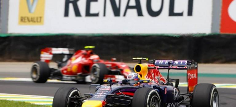 GP Βραζιλίας Renault Sport F1 – Race Report