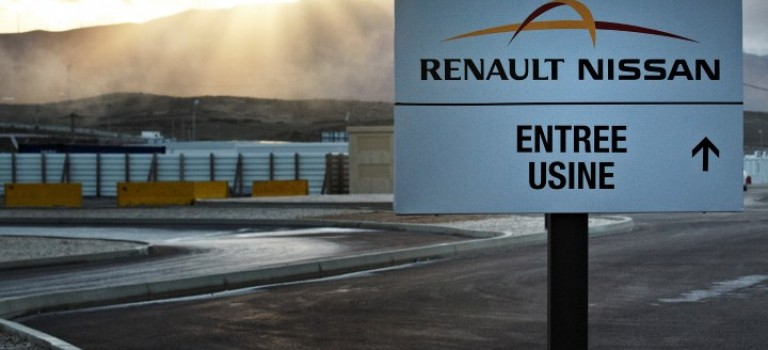Τις 180.000 παραγωγή έφτασε το εργοστάσιο της Renault στο Μαρόκο