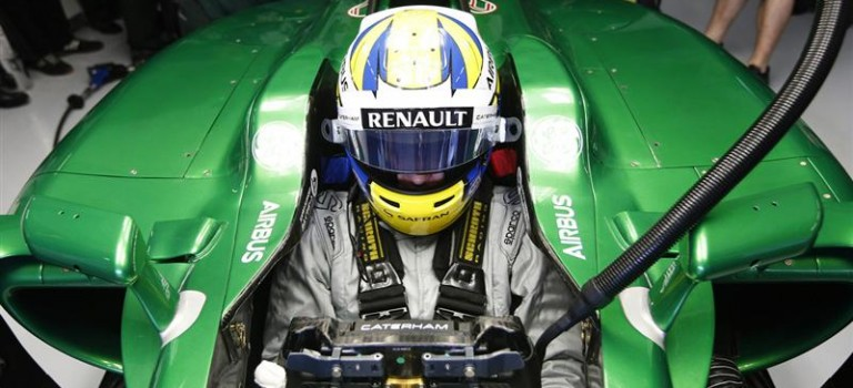 Η Caterham ευχαριστεί την Renault για την βοήθεια της επιστροφής της στην F1