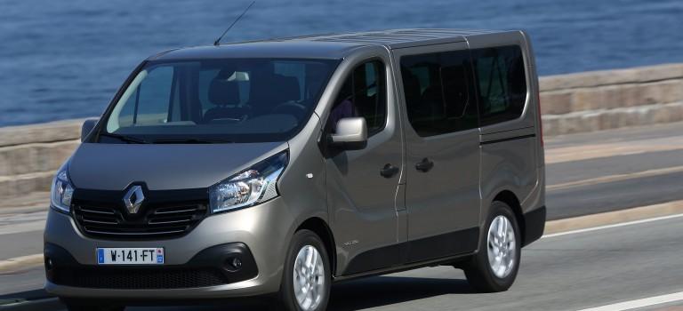 Renault Trafic Combi: Η νέα επιβατική έκδοση του νέου Van της Renault