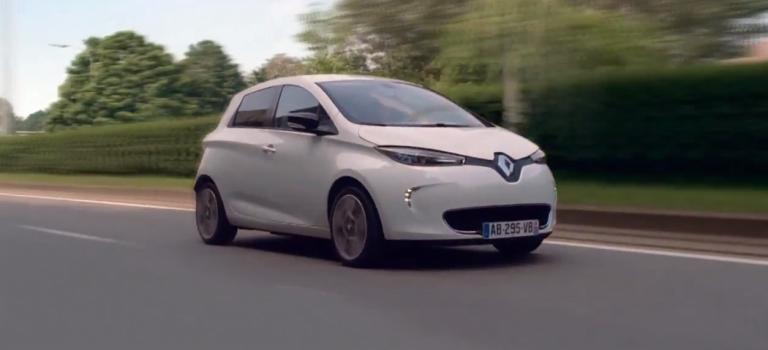 Αύξηση πωλήσεων για το Renault ZOE