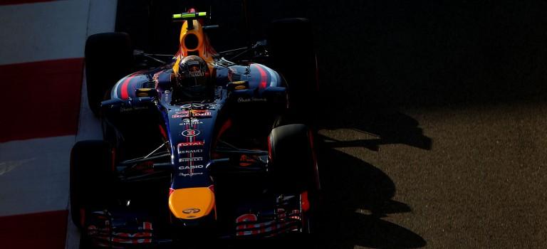 GP Abu Dhabi 2014 – Αγώνας
