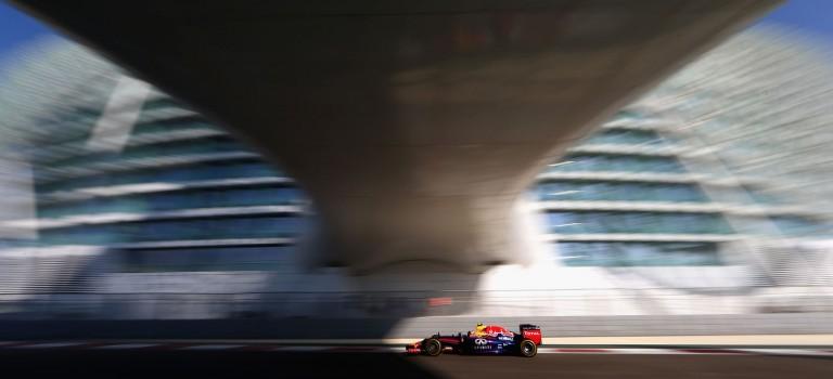 GP Abu Dhabi 2014 – Qualifying