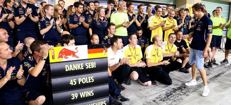 Renault Sport F1 – GP Abu Dhabi 2014
