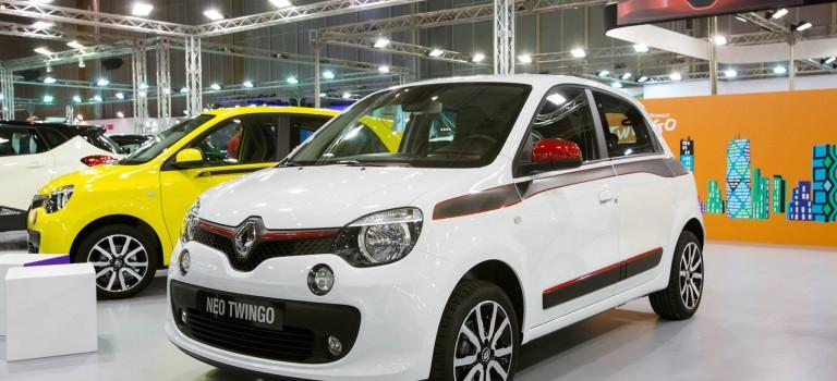 Οι παίκτες του Ολυμπιακού οδηγούν το νέο Renault Twingo