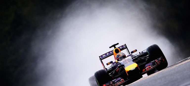 Red Bull Renault Season Review 2014 (Parallax Video)