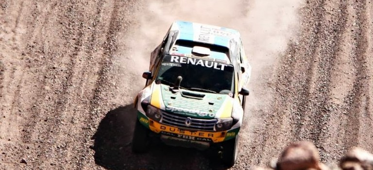 Renault Duster Team 2015 – Dakar Rally
