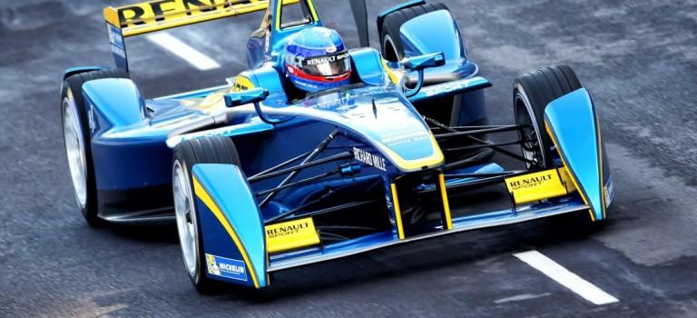 FE | Η Renault Sport έτοιμη για τον τρίτο αγώνα της Formula E