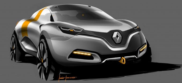 Η Renault επιβεβαίωσε την νέα Laguna και αρκετά νέα crossovers